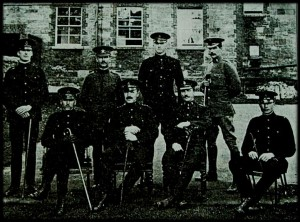 Depot Officers 1914a