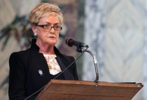 2014 Commemoration - Mrs. Anne McCabe