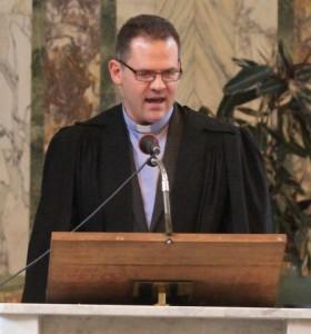 2014 Commemoration - Rev Chris Kennedy1 - Presbyterian