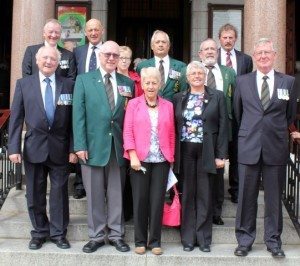 2014 - Congregation from Northern Ireland1